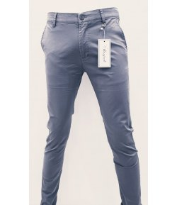Pantalone Uomo/Ragazzo Manfredi Slim Elasticizzato