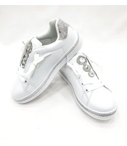 Scarpe Baby Casual Gdo in Ecopelle