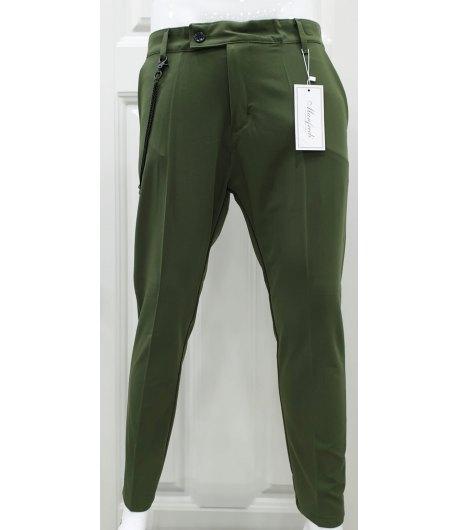Pantalone Uomo Manfredi in Cotone Elasticizzato