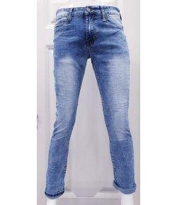 Jeans Uomo/Ragazzo Slim Elasticizzato