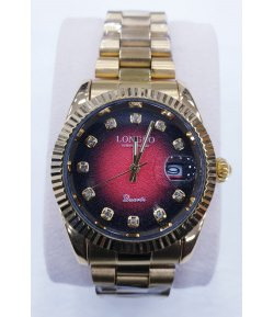 Orologio Uomo/Ragazzo Manfredi (modello Rolex Datejust)