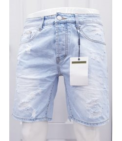 Shorts di Jeans Uomo Marca Denim