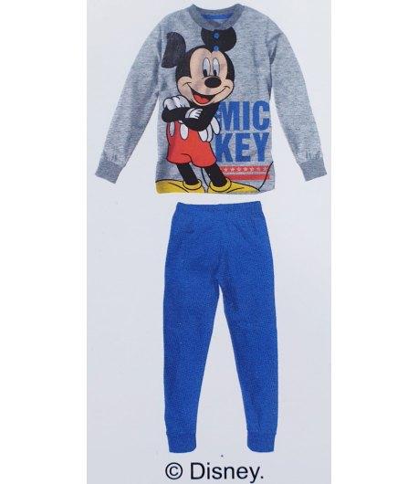 Pigiama Bimbo Disney in Cotone Invernale