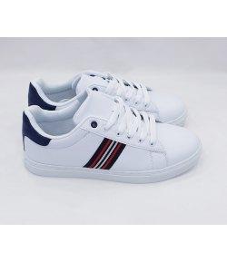 Scarpe Sneakers Manfredi in Ecopelle Uomo