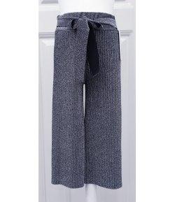 Pantalone Teenager Manfredi Plissettato in Lurex