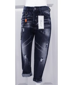Jeans Victorgi Bimbo in Cotone